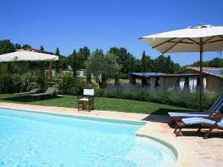 CASINA DELL ORTO charming depedance with garden - Alberoro vacation rentals