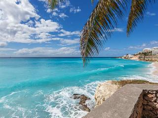 St. Martin Villa 110 Located On The Cliffs Of Cupecoy With Stunning Views Of The Turquoise Caribbean Sea. - Terres Basses vacation rentals