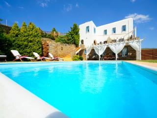 Luxurious Cycladic Villa, private swimming pool - Andros vacation rentals