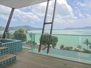 Loftstyle Seaview Retreat, Beachfront w/ Private Pool - Wichit vacation rentals