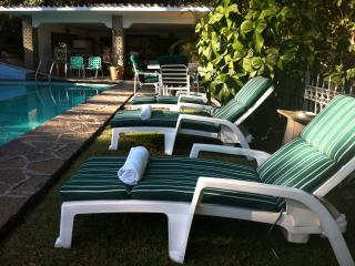 Vintage Villa Amecameca w/ Pool, Tropical Gardens & Best Location - Morelos vacation rentals