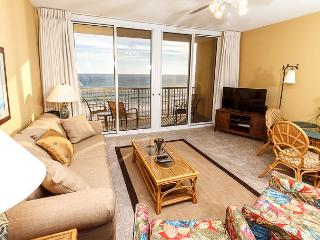 WE 507: BEACH SERVICE INCLUDED, FREE WI-FI, BEACH FRONT, AWESOME VIEWS - Fort Walton Beach vacation rentals