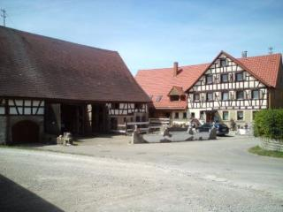 Vacation Apartment in Gerabronn - 969 sqft, romantic, tranquil, comfortable (# 4392) - Baden Wurttemberg vacation rentals