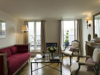Saint Germain Two Bedroom with Terrace - 6th Arrondissement Luxembourg vacation rentals