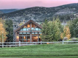 Pristine mountain home on golf course with hot tub, amazing mountain views - Apres Ski Retreat - Mountain Village vacation rentals