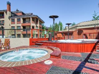 Condo downtown in the village is walkable to everything and has community pool and hot tub - Maggie Pond Condo - Mountain Village vacation rentals