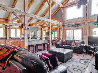 Serene mountain home with pool table and gorgeous mountain views from the hot tub! - Snow Mountain Lodge - Mountain Village vacation rentals