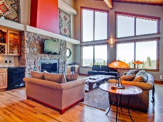 Spacious mountain home with amazing views, hot tub, free shuttle - Sundara Place - Mountain Village vacation rentals