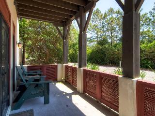 Welcoming condo with community tennis courts and pool, short walk from beach - Augustine Flat - Rosemary Beach vacation rentals