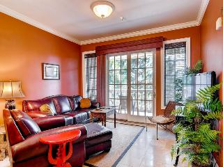 Elegant condo in Seacrest with large balcony, two bikes provided, just blocks from the beach - The Madison - Seacrest Beach vacation rentals