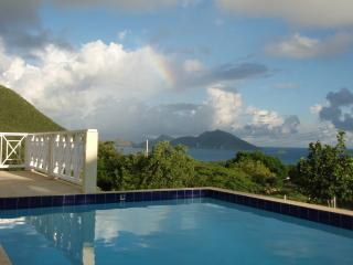 Villa with a view - Nevis vacation rentals