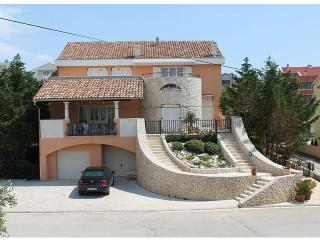 Four stars luxury apartment Vanja 6 for 5 persons in Novalja - Island Pag vacation rentals