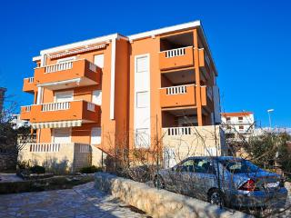 Apartment Jenny 3 for 6 persons on the second floor with great sea view in Novalja - Island Pag vacation rentals