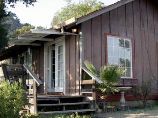 NAPA VALLEY'S HILLTOP COTTAGE VINEYARD VIEW - Calistoga vacation rentals