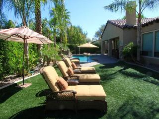 'Cambria' Pool, Spa, Firepit, Poker, Arcade Games! - La Quinta vacation rentals