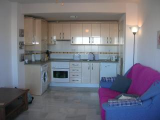 One bedroom apartment in Roquetas de mar ideal location - Costa de Almeria vacation rentals