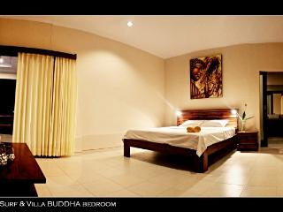 Buddha bedroom in Chilli Bali Villa - Mengwi vacation rentals