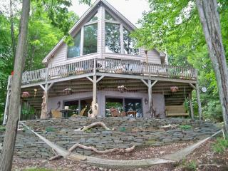 Lakefront Chalet on Lake Wallenpaupack - Lakeville vacation rentals