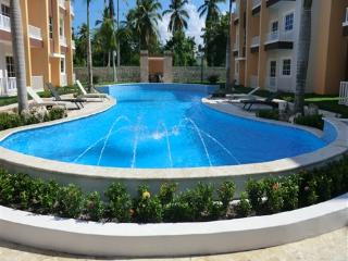 Meters from the beach new 2BR pool and garden view - La Altagracia Province vacation rentals