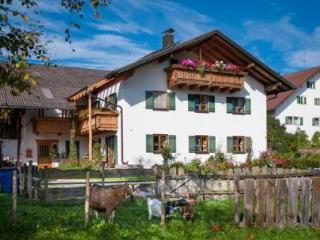 Vacation Apartment in Burggen - 377 sqft, cozy, family-friendly, bright (# 4484) - Bad Bayersoien vacation rentals