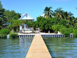 New Beach Front 3 bedroom 2 bath home with private pool, dock, Beach & AC - Vail vacation rentals