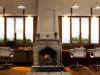 Fireplace, Terrace & High Ceilings in Historic Building (ID#703) - Capital Federal District vacation rentals