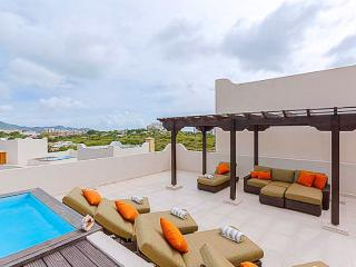 St. Martin Villa 161 A Private Roof Deck With Private Plunge Pool And Outdoor Kitchen. - Terres Basses vacation rentals