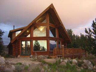 Spectacular Log Home Overlooking Twin Lakes - Twin Lakes vacation rentals
