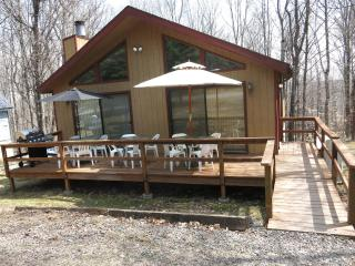 Summer Specials@The PA Chalet 2:Pocono Lake Region - Lake Ariel vacation rentals