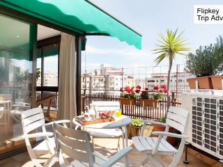Sagrada Familia penthouse - Barcelona vacation rentals