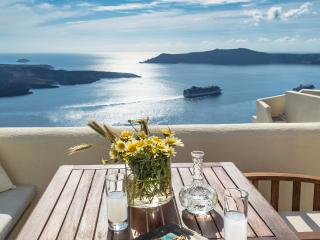 Astraea House Amazing Volvano View - Fira vacation rentals