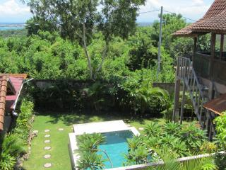 Ocean view!, Pool,2 houses on one property ! - Jimbaran vacation rentals