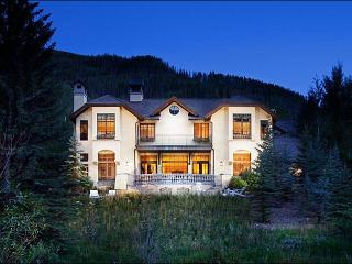 Opulent & Expansive Mountain Estate - Beautiful Setting on the Banks of Gore Creek (23939) - Vail vacation rentals