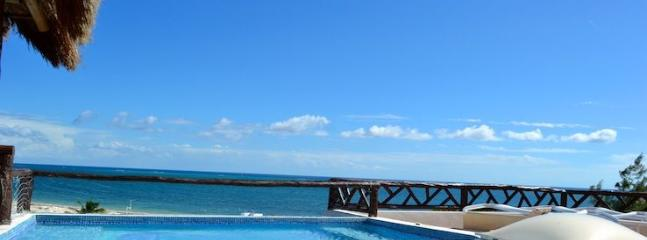 Jaccuzzi with Sea View - Condo with Jacuzzi and pool Panoramic Sea View - Puerto Morelos - rentals