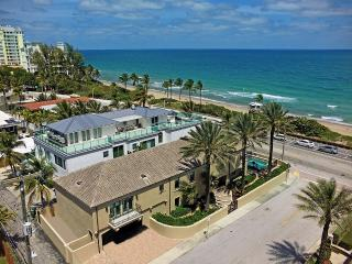 Ocean Elegance - Beachfront home. Fall Special! - Fort Lauderdale vacation rentals