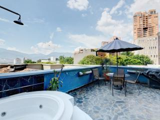 Carboneros Penthouse - Medellin vacation rentals