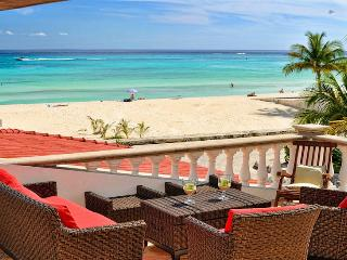 Mayan Riviera Villa 38 Sits Across The Street From One Of The Most Beautiful Beaches In The Private Resort Community. - Riviera Maya vacation rentals
