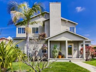 The Grande House plus studio in Sunset Cliffs - San Diego County vacation rentals