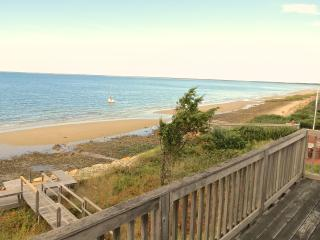 116-BK Beachfront Brewster, sweeping Bay views - Brewster vacation rentals