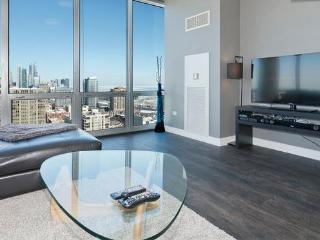 Penthouse LUXURY LOFT 27th FL Amazing A+ City View - Illinois vacation rentals