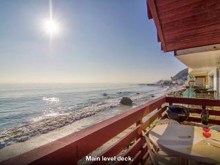 #96 Beachfront House in Malibu - Los Angeles vacation rentals