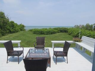 259-B Updated beach front cottage on Cape Cod Bay - Brewster vacation rentals