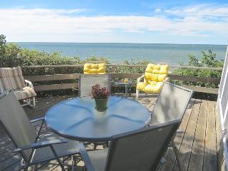 090-B  2-Story Cottage Directly On Brewster Beach! - Brewster vacation rentals