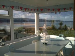 Lovely old seaside eco-villa with superb views - Hayle vacation rentals