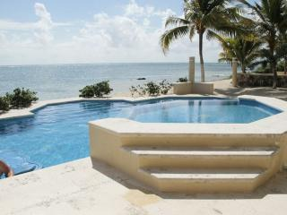 Beautiful beachfront villa Paloma - Tulum vacation rentals