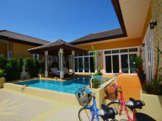 Rawai Private Villas 4 - pool and garden - Rawai vacation rentals