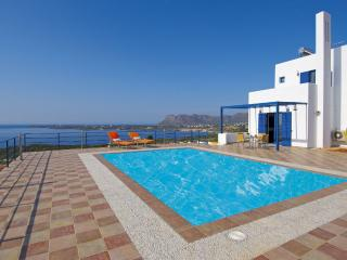 White villas with private pool and sea views - Chania vacation rentals
