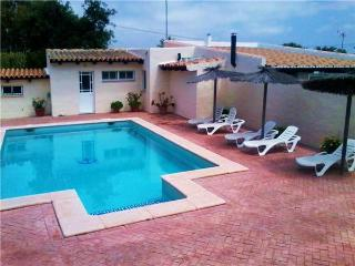 Holiday house for 10 persons, with swimming pool , near the beach in Vejer de la Frontera - El Palmar vacation rentals