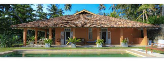 Cove House Sri Lanka - Dikwella vacation rentals