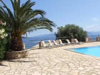 Sapphire Villa stunning sea views Sivota, Lefkada - Lefkas vacation rentals